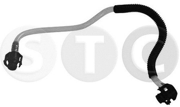 Conduite alimentation carburant STC T492096 (X1)