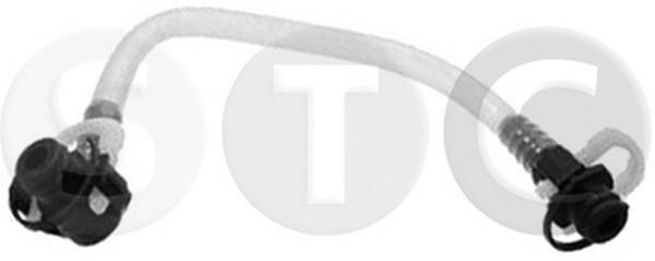 Conduite alimentation carburant STC T492101 (X1)