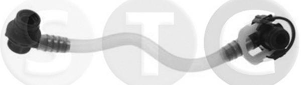 Conduite alimentation carburant STC T492102 (X1)