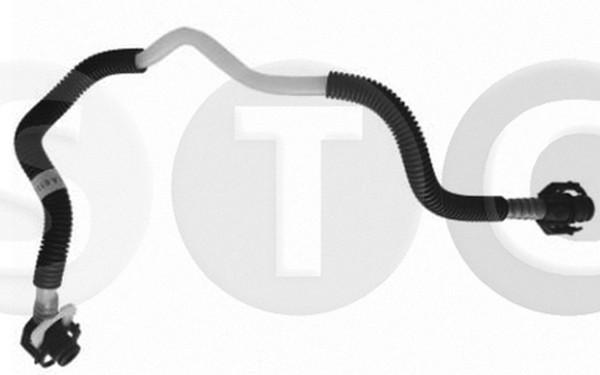 Conduite alimentation carburant STC T492107 (X1)