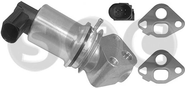 Soupape, réaspiration/contrôle des gaz d'échappement STC T493022 (X1)
