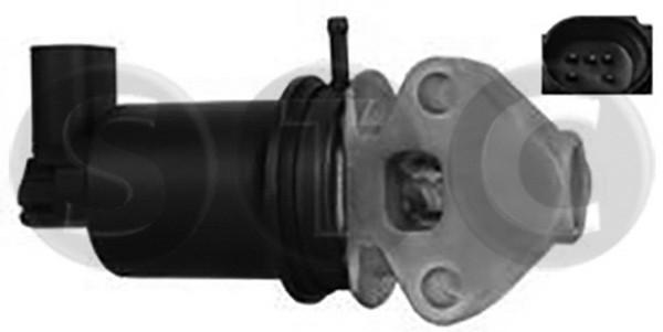 Soupape, réaspiration/contrôle des gaz d'échappement STC T493029 (X1)