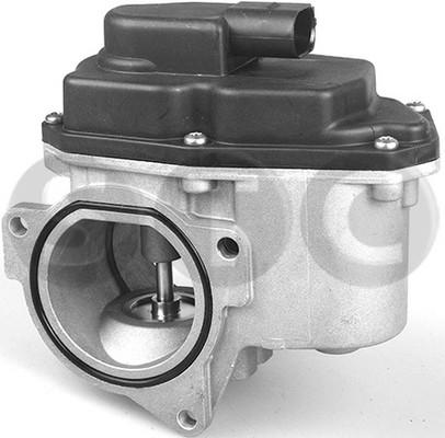 Soupape, réaspiration/contrôle des gaz d'échappement STC T493056 (X1)