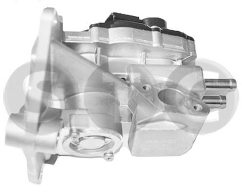 Soupape, réaspiration/contrôle des gaz d'échappement STC T493080 (X1)