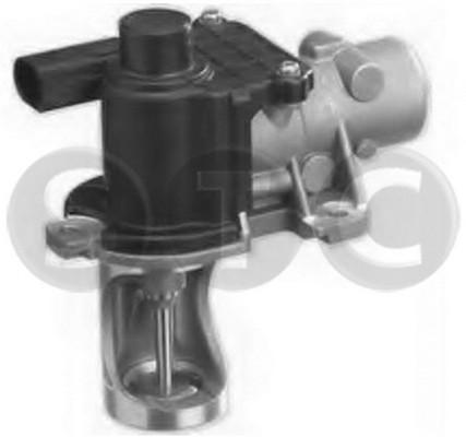 Soupape, réaspiration/contrôle des gaz d'échappement STC T493091 (X1)