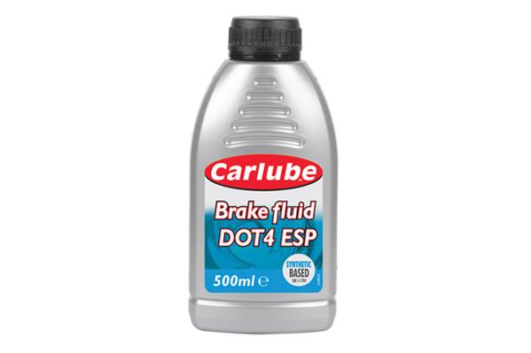Liquide de frein CARLUBE Tetrosyl BFE050 (Jeu de 12)