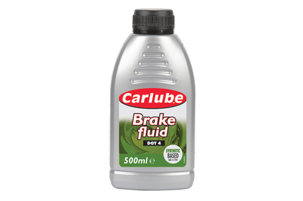 Liquide de frein CARLUBE Tetrosyl BFL050 (Jeu de 12)