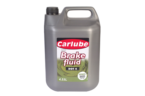 Liquide de frein CARLUBE Tetrosyl BFL455 (Jeu de 4)