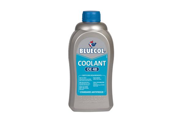 Liquide de refroidissement CARLUBE Tetrosyl BAF001 (Jeu de 6)