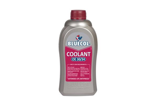 Liquide de refroidissement CARLUBE Tetrosyl BEL001 (Jeu de 6)