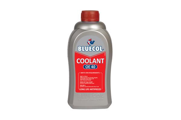Liquide de refroidissement CARLUBE Tetrosyl BLL001 (Jeu de 6)
