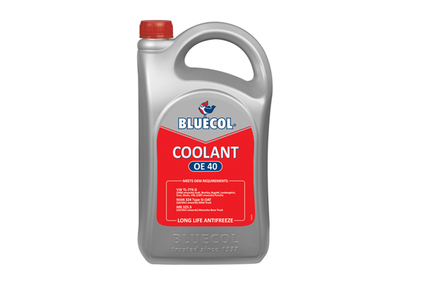 Liquide de refroidissement CARLUBE Tetrosyl BLL005 (Jeu de 4)