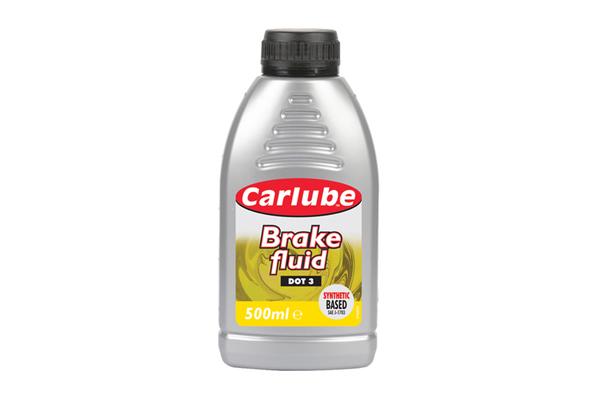 Liquide de frein CARLUBE Tetrosyl BRF050 (Jeu de 12)