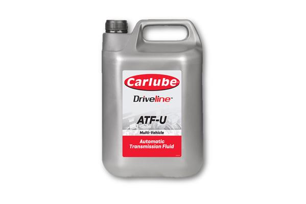 Huile de boite de vitesse CARLUBE Tetrosyl XTU455 (Jeu de 4)
