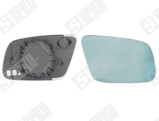 Glace de retroviseur exterieur SPILU 10214 (X1)