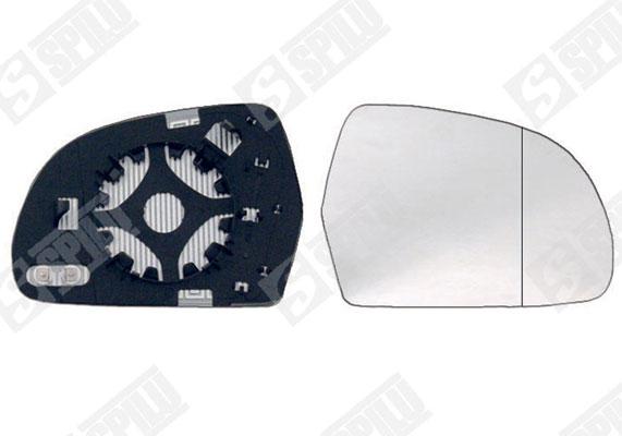 Glace de retroviseur exterieur SPILU 10230 (X1)