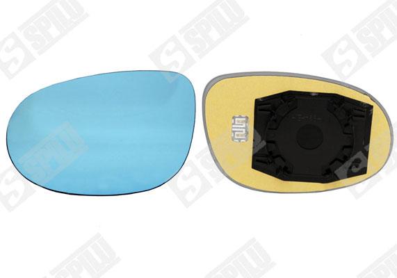 Miroir De Verre Gauche pour FIAT BRAVO Convexe Verre Bleu Miroir Chauffage Rétroviseurs extérieurs