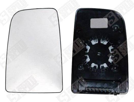 Glace de retroviseur exterieur SPILU 11891 (X1)