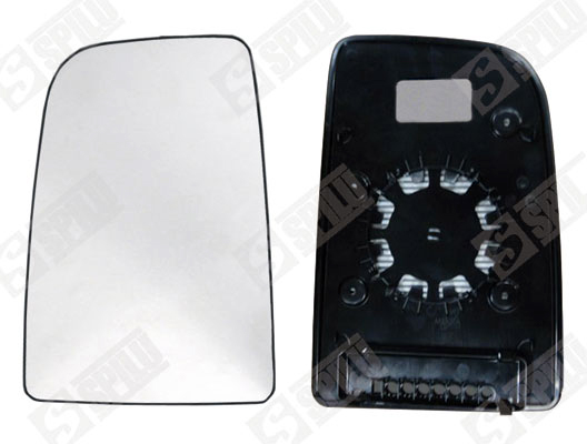 Glace de retroviseur exterieur SPILU 11892 (X1)