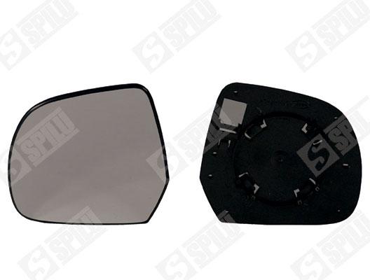Glace de retroviseur exterieur SPILU 12129 (X1)