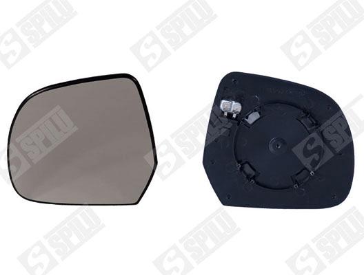 Glace de retroviseur exterieur SPILU 12131 (X1)