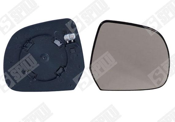 Glace de retroviseur exterieur SPILU 12132 (X1)