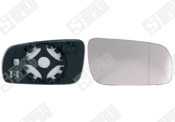 Glace de retroviseur exterieur SPILU 12802 (X1)
