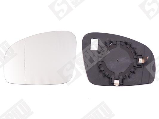 Glace de retroviseur exterieur SPILU 12827 (X1)