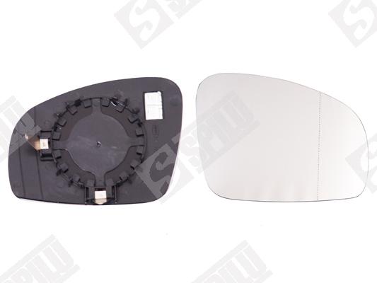 Glace de retroviseur exterieur SPILU 12828 (X1)