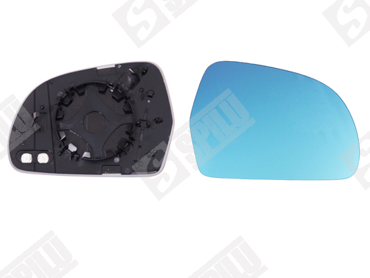 Glace de retroviseur exterieur SPILU 12830 (X1)
