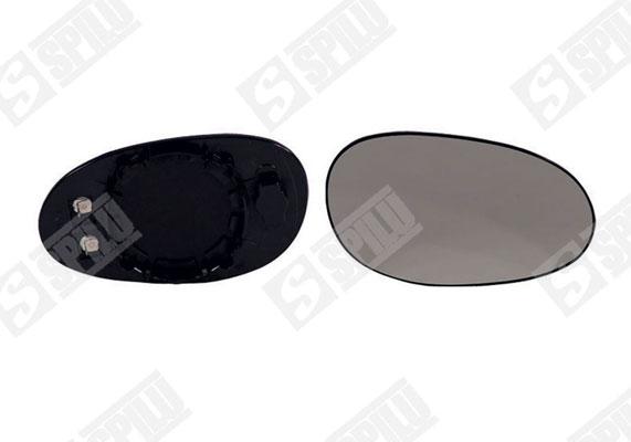 Glace de retroviseur exterieur SPILU 12906 (X1)
