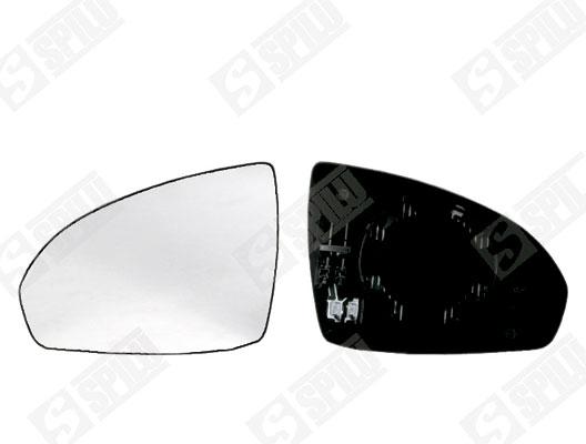 Glace de retroviseur exterieur SPILU 12916 (X1)