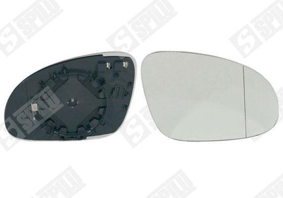 Glace de retroviseur exterieur SPILU 13538 (X1)