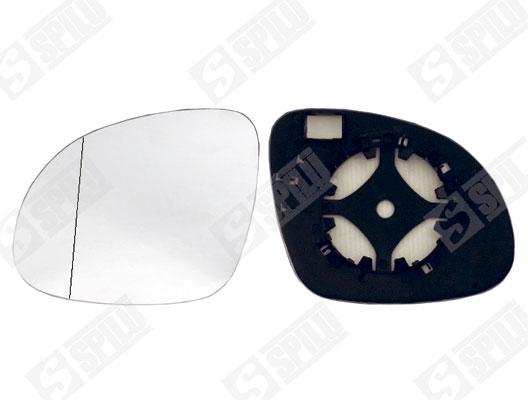 Glace de retroviseur exterieur SPILU 13587 (X1)