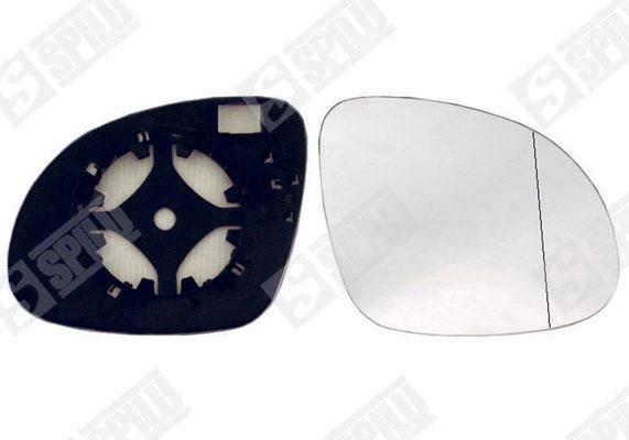 Glace de retroviseur exterieur SPILU 13588 (X1)