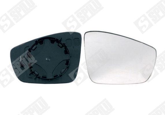 Glace de retroviseur exterieur SPILU 13598 (X1)