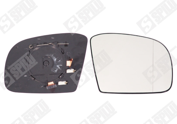 Glace de retroviseur exterieur SPILU 15062 (X1)