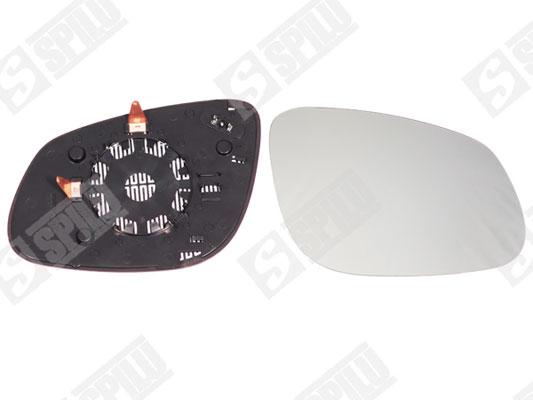 Glace de retroviseur exterieur SPILU 15150 (X1)