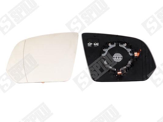 Glace de retroviseur exterieur SPILU 15155 (X1)