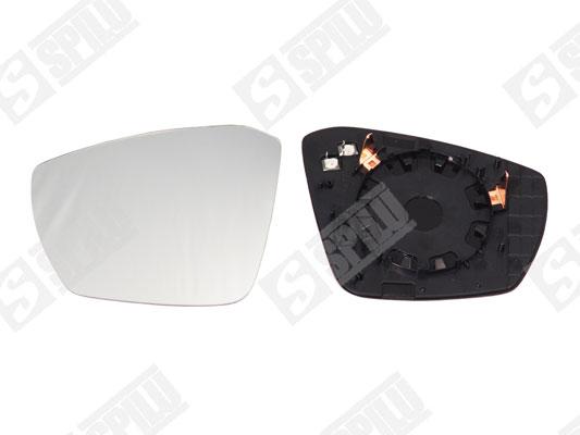 Glace de retroviseur exterieur SPILU 15276 (X1)