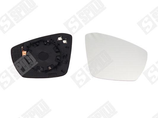 Glace de retroviseur exterieur SPILU 15277 (X1)