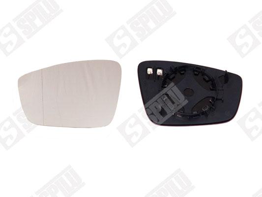 Glace de retroviseur exterieur SPILU 15345 (X1)