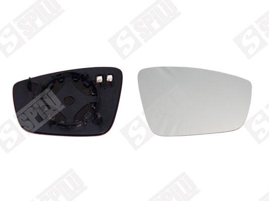 Glace de retroviseur exterieur SPILU 15346 (X1)