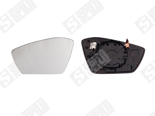 Glace de retroviseur exterieur SPILU 15426 (X1)