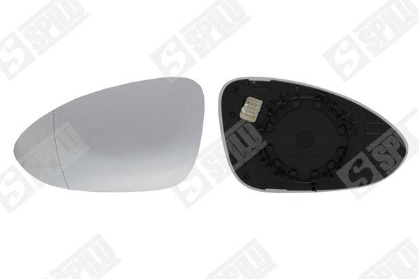 Glace de retroviseur exterieur SPILU 15693 (X1)