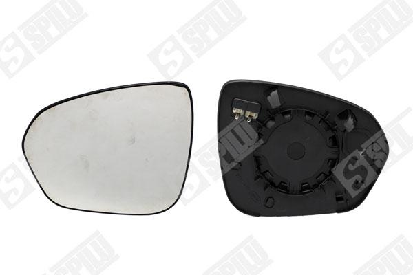 Glace de retroviseur exterieur SPILU 15695 (X1)