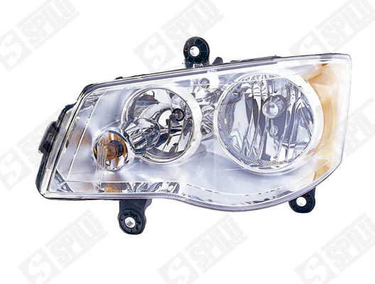 Optiques et phares SPILU 320012 (X1)