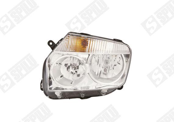 Optiques et phares SPILU 343009 (X1)