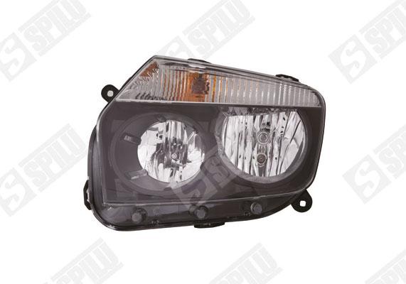 Optiques et phares SPILU 343011 (X1)