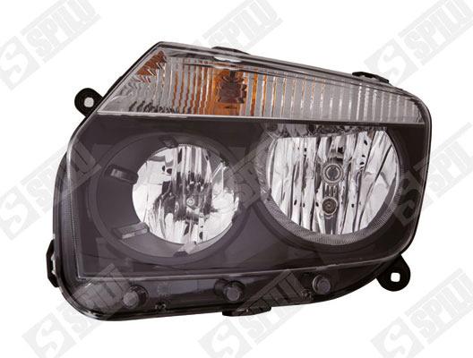 Optiques et phares SPILU 343012 (X1)